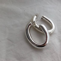 【再入荷】big ring Pierce SV
