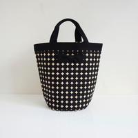 【新作】mini penelophia dots black