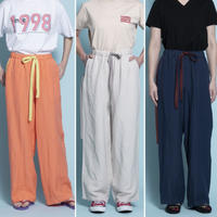 thomas magpie linen easy  pants   (2212306)【受付終了:5月お届け】