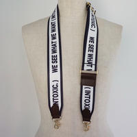 【再先行予約】original shoulder strap
