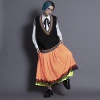 thomas magpie lace skirt (2213605)【受付終了:9月お届け】