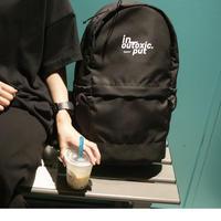 予約終了【先行予約】backpack  in put and out put