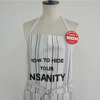 数量限定予約【オンラインストア限定】apron Stripe