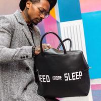 RESONATES need more sleep black