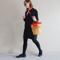 【限定色】mini penelophia fake basket red