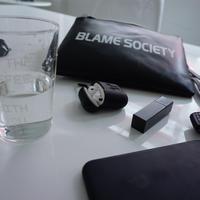 """完売【RESONATES】new leather line """"blame"""""""