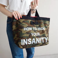 adjust strap tote camouflage special model