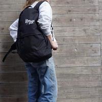 新作backpack  in put and out put