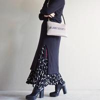 【受付終了】thomas magpie pleated long skirt