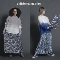 thomas magpie collaboration pleated skirt(2214617)(2214619)【受付終了:11月お届け】