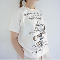 【受付終了】thomas magpie mini T-shirt(2203851)