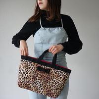 town mini intoxic. original textile leopard