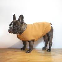冬の家衣 (黄土色)/  Fleece  Body Warmer (Camel)