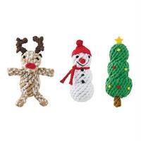 クリスマスキャラクターのロープTOYS
