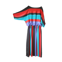 vivid color dolman sleeve_op