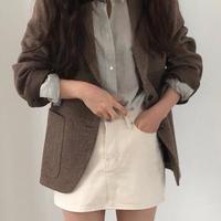Ireland wool Jacket