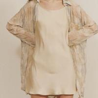 Wrinkle blouse