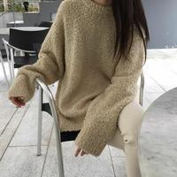 予約販売 standard cream knit