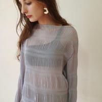 予約販売 10月中旬発送Wrinkles blouse
