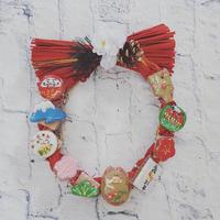 食べられるしめ縄飾り☆アイシングクッキー☆お正月飾り・お年賀・手土産に!!