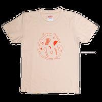 "kids T-shirts 130 ""kitchen natural"""