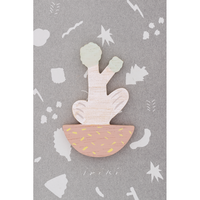 magnet|flower I