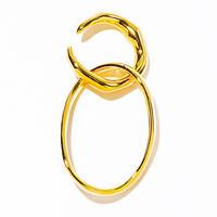 fusion cuff gold