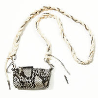 tube chain bag python