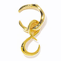 eternity cuff  gold