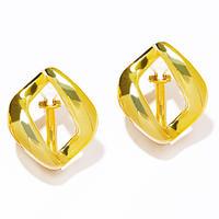 rome ear clip gold