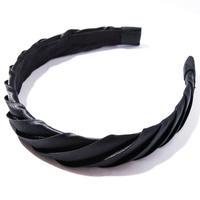 etude head band/black/brown