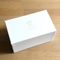 幸せの蒼いとりさん 大中セット用ボックス B / Rie Glass Garden