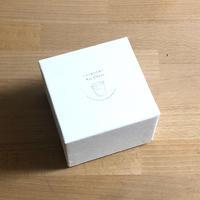幸せの蒼いとりさん 中2個用ボックス D / Rie Glass Garden