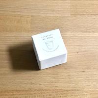 幸せの蒼いとりさん 豆小用ボックス G / Rie Glass Garden