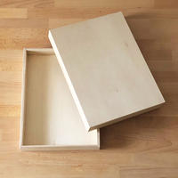 木箱 320×230×40