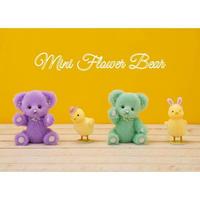 Mini Flower Bear / mint