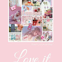 iromonomarket zine 「Love it」