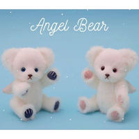 Angel Bear / blue