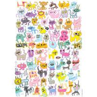 29571  Jon Burgerman : Doodlecats