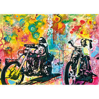 29814  Dean Russo : Bike Art - Easy Rider