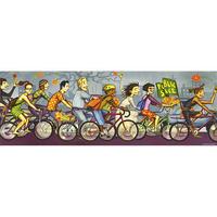 29543  Hugh D'Andrade : Bike Art - Critical Mass