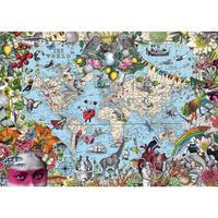29913  Pabuku : Quirky World