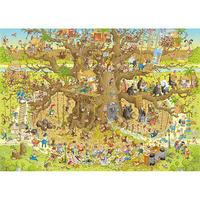 29833  Marino Degano : Funky Zoo, Monkey Habitat
