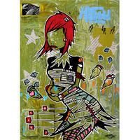 29417  Aaron Kraten : Redhead