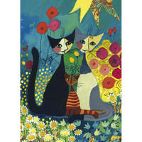 29616  Rosina Wachtmeister : Flowerbed