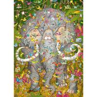 29921  Marino Degano : Elephant's Life