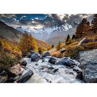 29712  Ed. Humboldt : Mountain Stream