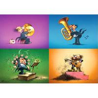 29501  Jean-Jacques Loup : Musicians