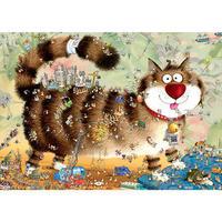 29569  Marino Degano : Cat's Life