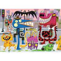 29545  Michael Slack : Monstertown